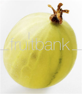 Fruitbank Foto: Grüne Stachelbeere UK034006